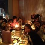 staffお食事会をいたしました✨
