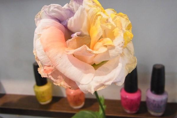 ネイルビートのお花