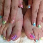 Summer,nail*